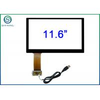Quality ILI2511 Controller 11.6 Inch Capacitive Touch Glass For IPAD Type Consumer Product for sale