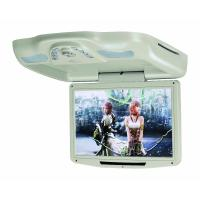 China 13.3 Car Roof DVD Player Monitor Car Ceiling Flip Down Dvd Player Hdmi Input on sale