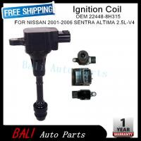 China Nissan Ignition Coil 22448-8H315 22448-6H015 22448-8H310 on sale
