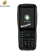 Buy cheap Rugged PDA Personal Digital Assistant 1D/2D Scannin Support Logistics Tracking from wholesalers