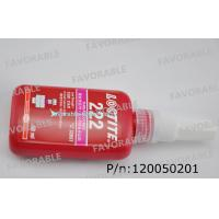 Buy ADHESIVE LOCTITE 222-31 For Auto Cutter GT7250 S-93-7 Textile Machine Parts 120050201 at wholesale prices