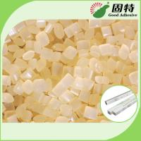 Quality Hot Melt Adhesive With Good Bonding Strength Short Setting Time Suitable for Sticking Nylon Wire With Wood Veneer for sale