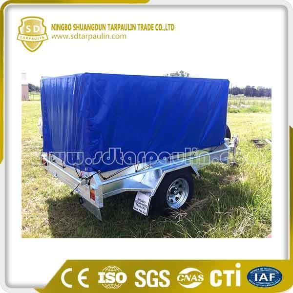 Buy Heavy Duty Trailer Tarp Waterproof Tarpaulin at wholesale prices