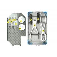 Quality Customized Orthopedic Surgical Instruments Titanium Mesh Instrument Kit for sale