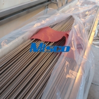 Quality TP321 1 / 4 Inch Stainless Steel Seamless Tube Precision Tubing With BA Surface for sale