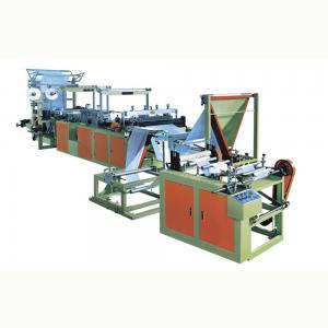 China Plastic Roll Garbage Bag Making Machine/Bag Making Machine Price on sale