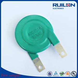 Quality Ruilon 40D Series High Energy Absorption Metal Oxide Varistors MOV for sale