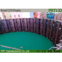 Quality HD Advertising PRT P5.95 LED Outdoor Advertising Screens With Die Casting Panel for sale