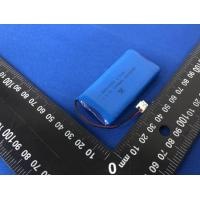 Quality 3.7V 2300mah Lithium Polymer Battery Pack 853465 with IEC62133 for Medical Equipments for sale