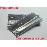 Quality Customized Shiny Anti Static Plastic Bags Copperplate Printing 2 / 3 Sealing Sides for sale