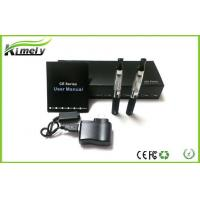 Quality Black Rebuildable Ego Ce4 Clearomizer With 1100mah Battery For Ego T E Cig Kit for sale
