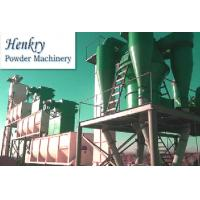 China Stable Performance Lime Hydration Plant , Hydrated Lime Production Higher Capacity on sale