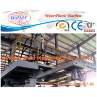 Buy PE HDPE 5000 Liters Water Tank Blow Mould Machine Plastic Extrusion Line at wholesale prices