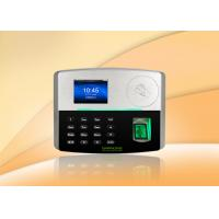Quality Fingerprint Access control System with Id card reader,  Internal POE function for sale
