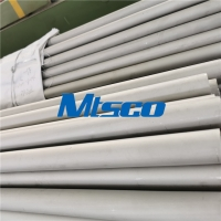 Quality Bright Annealed 6000MM S32750 Stainless Duplex Steel Pipe for sale