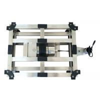 Buy Digital Warehouse Electronic Weight Scale , Waterproof Bench Scales 35 X 40 cm 200kg at wholesale prices