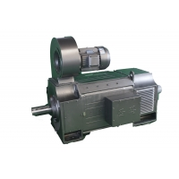 Quality 94kW 330V Class F Three Phase Industrial DC Motors Z-355 1A 1100RPM for sale