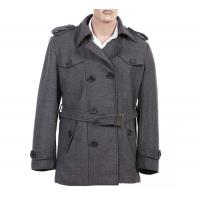 China Smart Comfortable Men, Classic Stylish and Fashionable Knitting Woolen Coats for Men on sale
