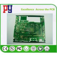 Quality 6 layer circuit board  green  fr4  1OZ   Multilayer PCB Board   HDI for sale