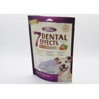 Quality 3 Layer Material Zip Lock Plastic Bags Strong Durable For Personal Care Product for sale
