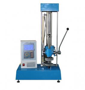 Quality spring testing machine lab manual for sale