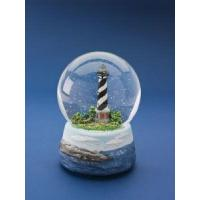 Quality polyresin snowman water globe for sale