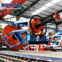 Energy Saving Laying Up Machine , 1+3 / 1600 Cable Twisting Machine For Cores
