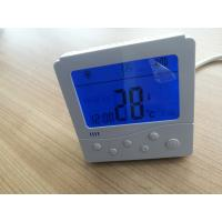 Buy cheap Button Control Fan Coil Unit Thermostat LCD Display With Electric Heater from wholesalers