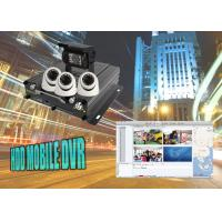 China Local Storage Car Mobile DVR Multi Camera Vehicle DVR With High Resolution Cameras on sale