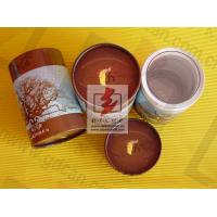 Quality Biodegradable Paper Cans Packaging Wedding Gift Tube Boxes for sale