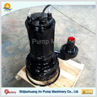 Quality cantilever submersible sewage construction pump machinery for sale