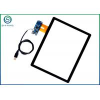 Quality 12 Inch Projected Capacitive Touch Panel For Computer Kiosks ROHS for sale