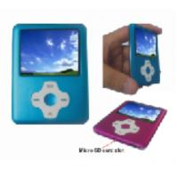 Quality FM wifi MP3 / MP4 / MP5 Player  with  3rd NANO Supporting Micro SD Card WES-1807(C) for sale