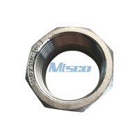 Quality ASTM A351/351M Hex Head Bushing Reducing Hex Bushing Thread Connection for sale