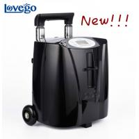 Buy 7LPM Lovego Medical portable oxygen concentrator LG103 for oxygen therapy/COPD/pulmonary disease/7 hours battery/90-96% at wholesale prices