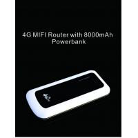 Quality Mimo 2*2 antennas 4g lte pocket hotspot support  WPS support 32 users for sale
