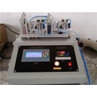 Quality Electronic Rubber Testing Machine Glue Needle Gun Function Test for sale