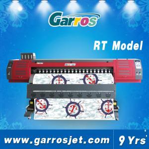 Quality Garros RT1801 Inkjet Printer Large Format Printer for Outdoor Advertisements for sale