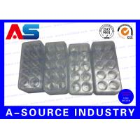 Quality Medicine Plastic Blister Packaging To Install 2ml Vials Matching Hgh Boxes for sale