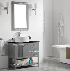 Marble Top Bathroom Vanity On