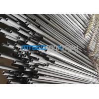 Quality Super Duplex Steel Tubes Stainless Steel Random Length ASTM A789 Tube UNS S32750 for sale