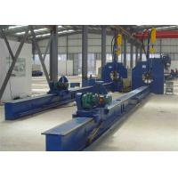 Buy cheap Speedy Welding 60 - 500 MM Light Pole Jointing Welding Machine With 3 KW Oil from wholesalers