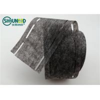 Quality Non Woven Tapes Fusible Interfacing Fabric Good Adhesive Strength For Garment Wear for sale