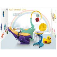 Quality Lovely Dentist Chairs With Rotatable And Removable Ceramic Spittoon for sale