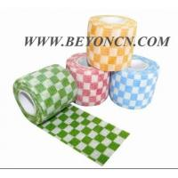 Quality Cohesive Custom Printed Bandages , Printed Animal Bandages, Bitter Taste Availabe for sale
