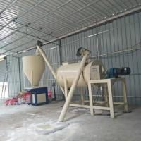 Quality Easy Operation Dry Mortar Plant Various Type For Cement Sand Mortar Mixing for sale