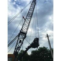 Buy cheap used hitachi pilling rig Th55 made in japan Hydraulic Truck Crane HITACHI TH55-2 from wholesalers