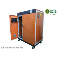 Quality Automatic Electric Heating Steam Generator With Water Softener 65kg/h High Pressure for sale