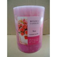 Quality Layered pillar perfume scented candles MED, Promotional candle for sale