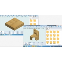 Buy cheap Haixun Furniture Design System Real-time update of dual-core database CAD import from wholesalers